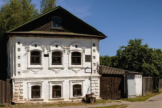 House of designer Kalashnikov