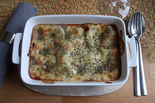 Lasagne (meine Portion)