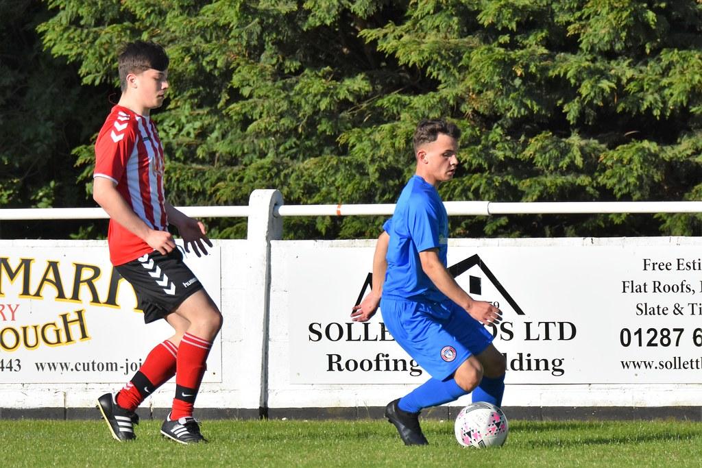 Guisborough Town U16s 0-4 Boro Rangers U16s | North Riding U16 County Cup Final | 18/5/21