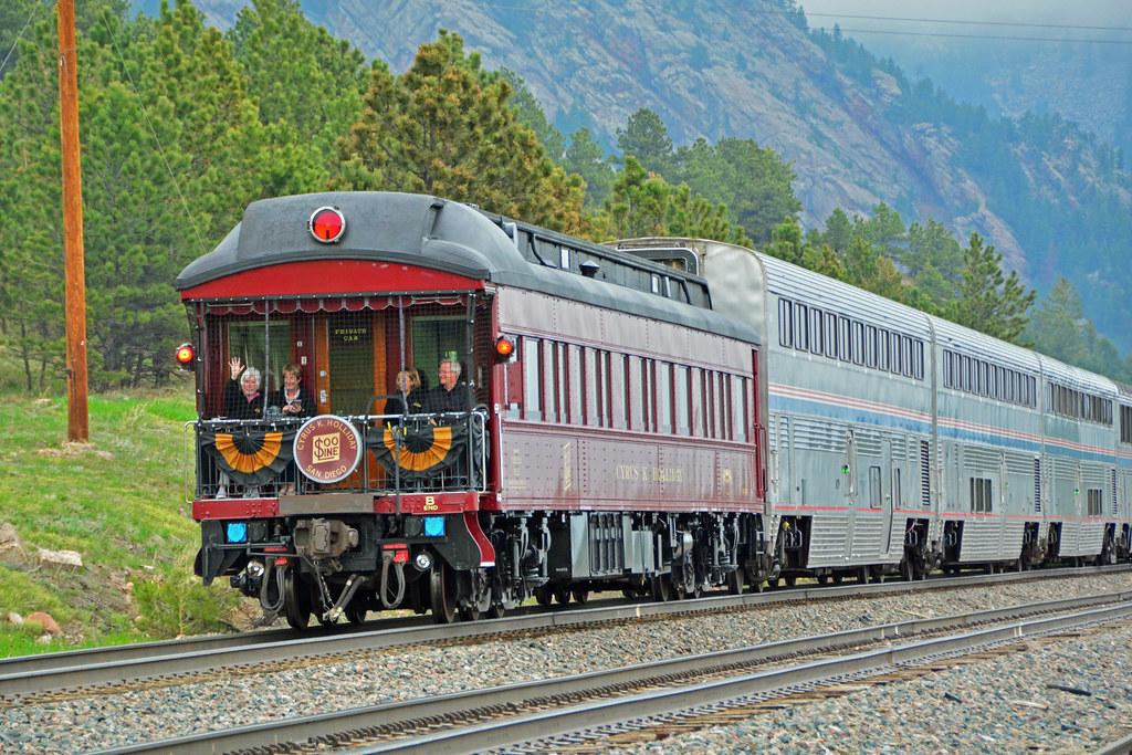 Amtrak - Cyrus K. Holliday by Jim Strain
