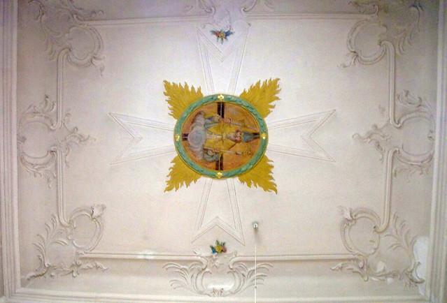 St. Maria. St. Simon et Judas, Blankenau