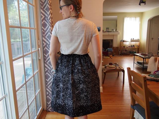 New Cleo Skirt!