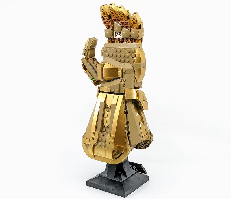 76191: LEGO Marvel Infinity Gauntlet Review