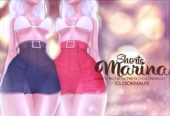 Marina Shorts for Saturday Sale
