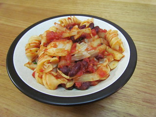 Fusilli with Fennel and Sun-Dried Tomatoes