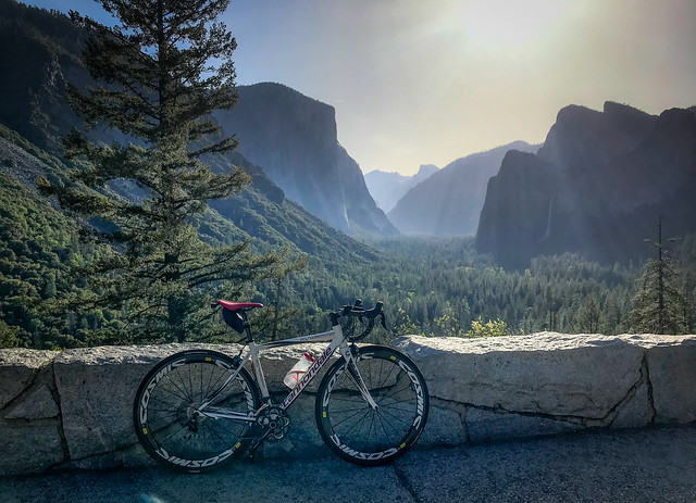 Tunnel View with My Bike