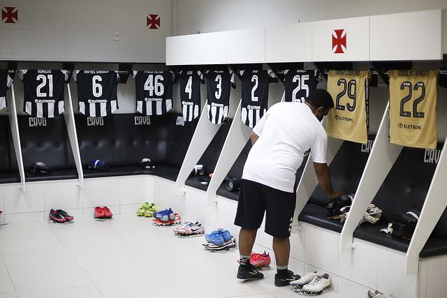 Vasco x Botafogo - 22/05/2021