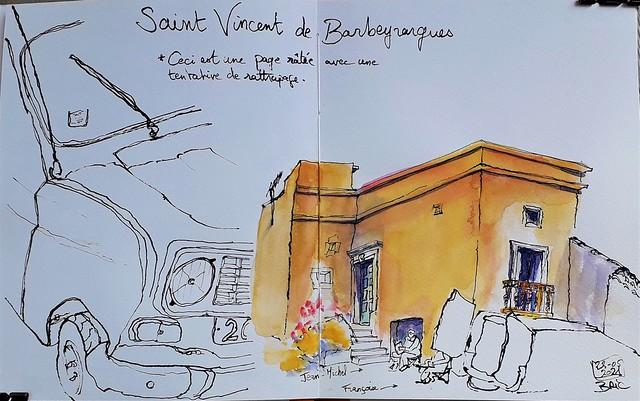 St Vincent de Barbeyragues 22-05-21 - 2