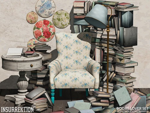 [IK] Books Lover Set