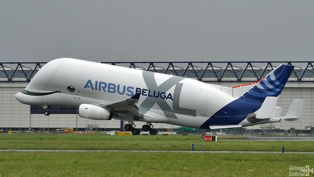 Airbus Transport International 🇫🇷 Airbus A330-700 Beluga XL F-WBXL