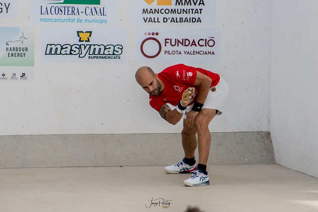 III Torneig Mancomunitats - Raspall - Pilota Valenciana