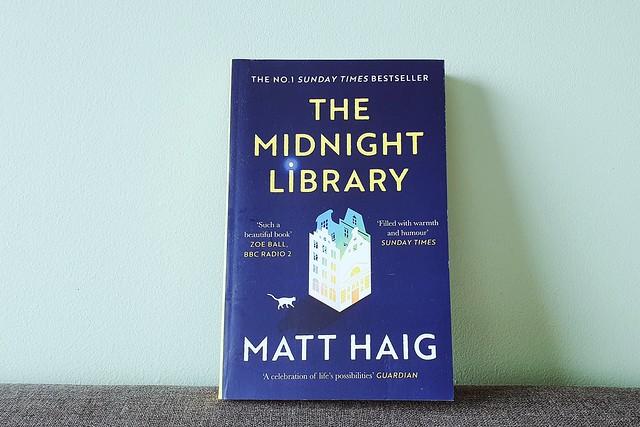 ViktoriaJean Fiction - Matt Haig The Midnight Library