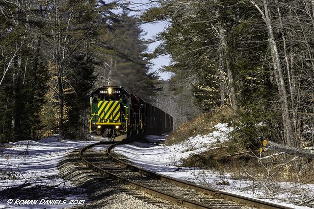 New Hampshire Railroading