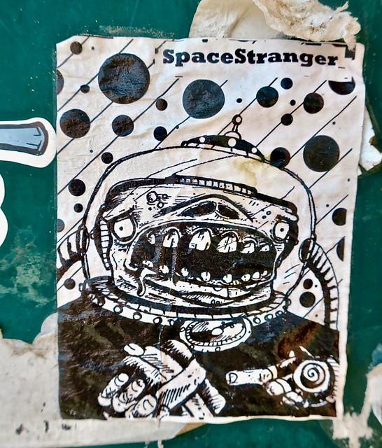 SpaceStranger, Colorado Springs. CO