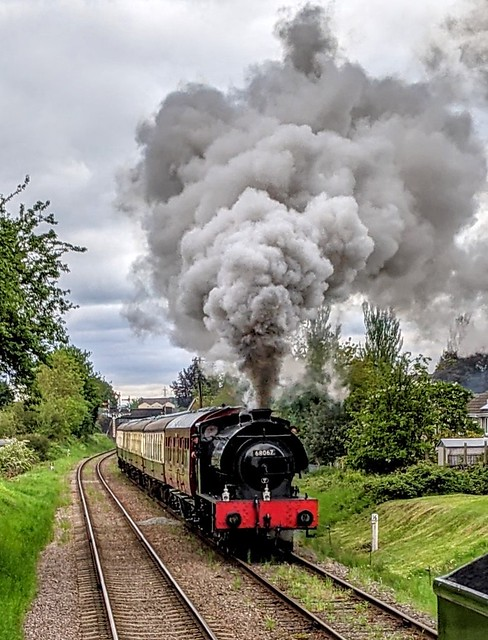 Great Central Railway Loughborough Leicestershire 22nd May 2021