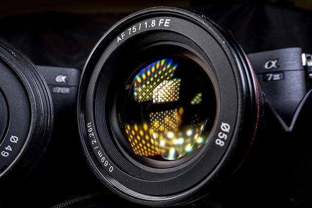 Rokinon/Samyang F1.8 Auto Focus Compact Full Frame Lens