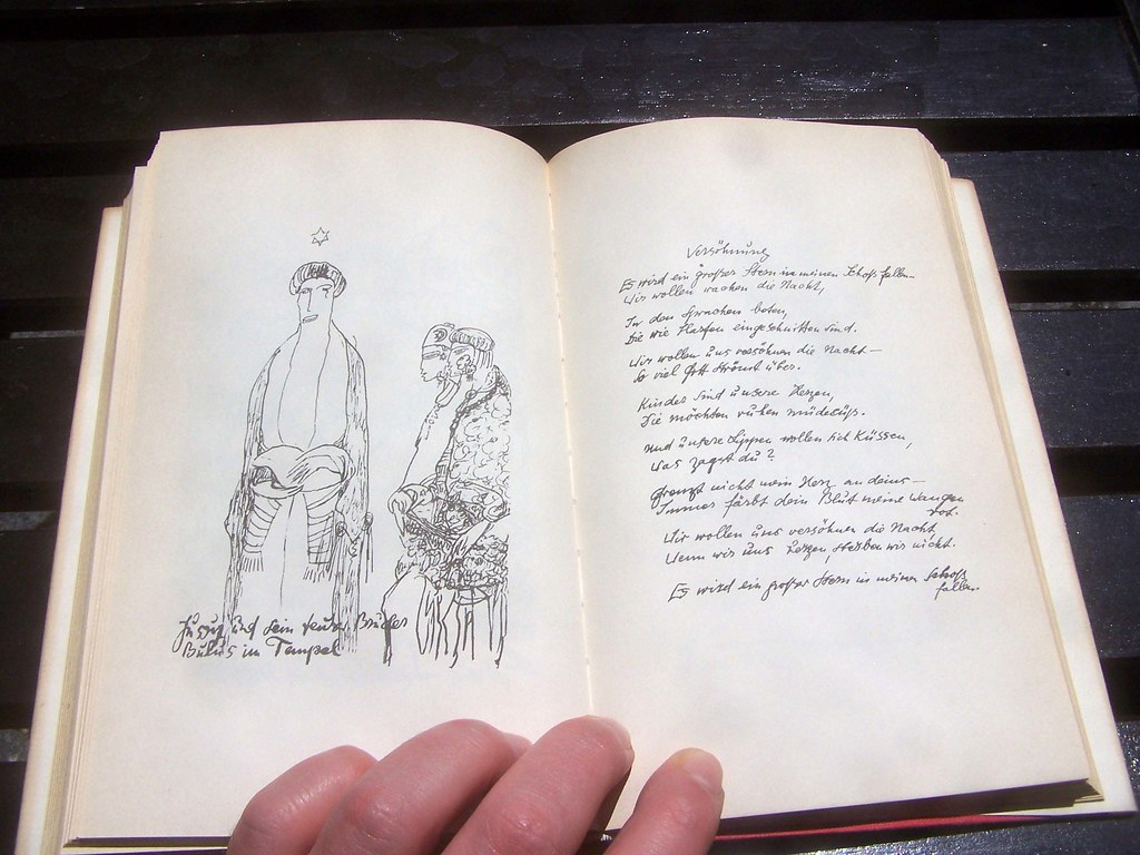 Else Lasker-Schüler, Theben, 1923