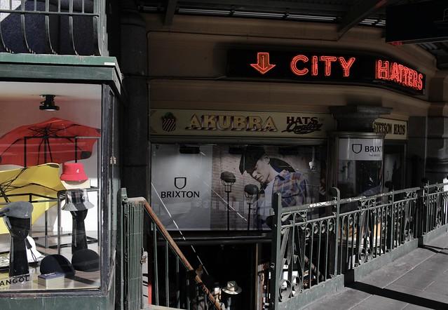 City Hatters 1 - Melbourne, Australia