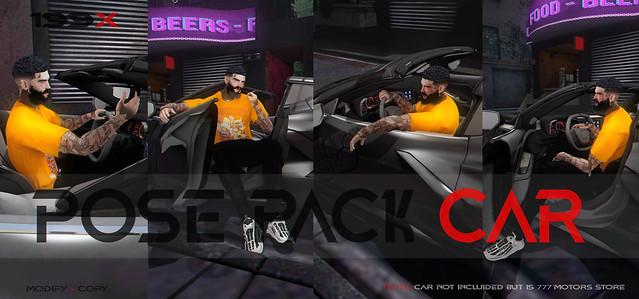Pose Pack Car