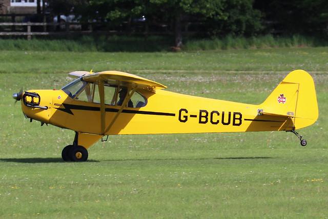 G-BCUB