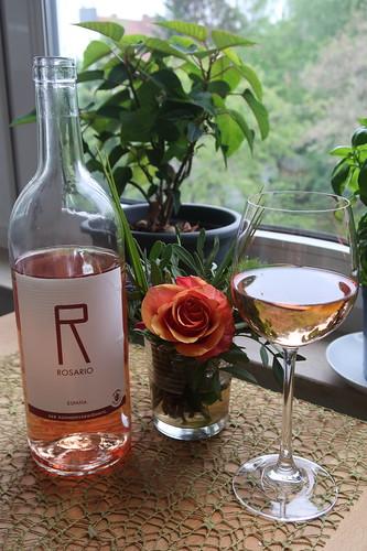 bioladen* Rosario (= Spanischer Rosé in Bio-Qualität aus Tempranillo)