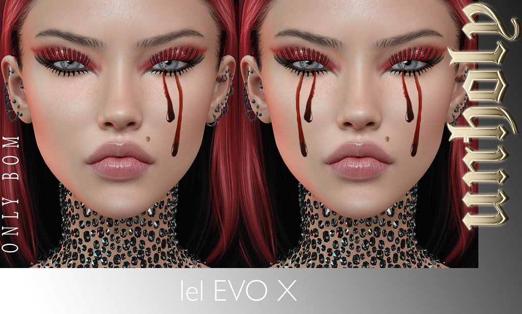 Unholy – Tears of Blood BOM only for LeLX