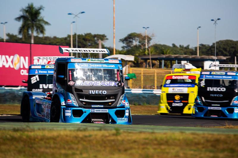 22/05/21 - Terceiro treino livre da Copa Truck 2021 - Fotos: Rafael Gagliano