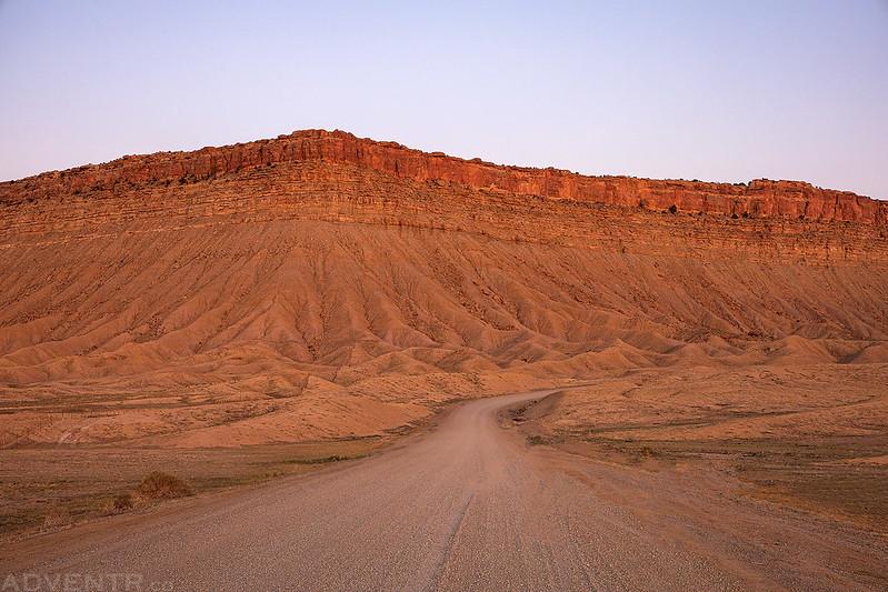 Mancos Canyon Road