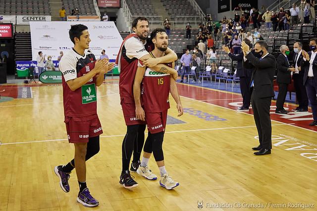 Playoff: Coviran Granada - Real Murcia Baloncesto