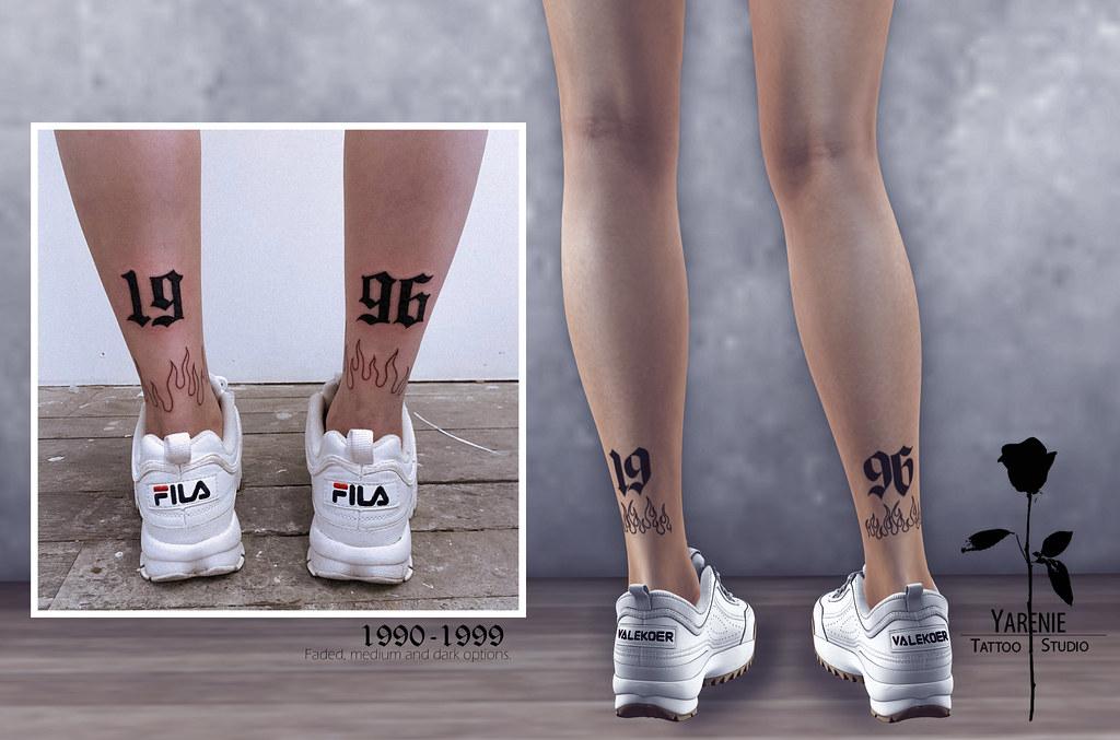 Born Tattoo