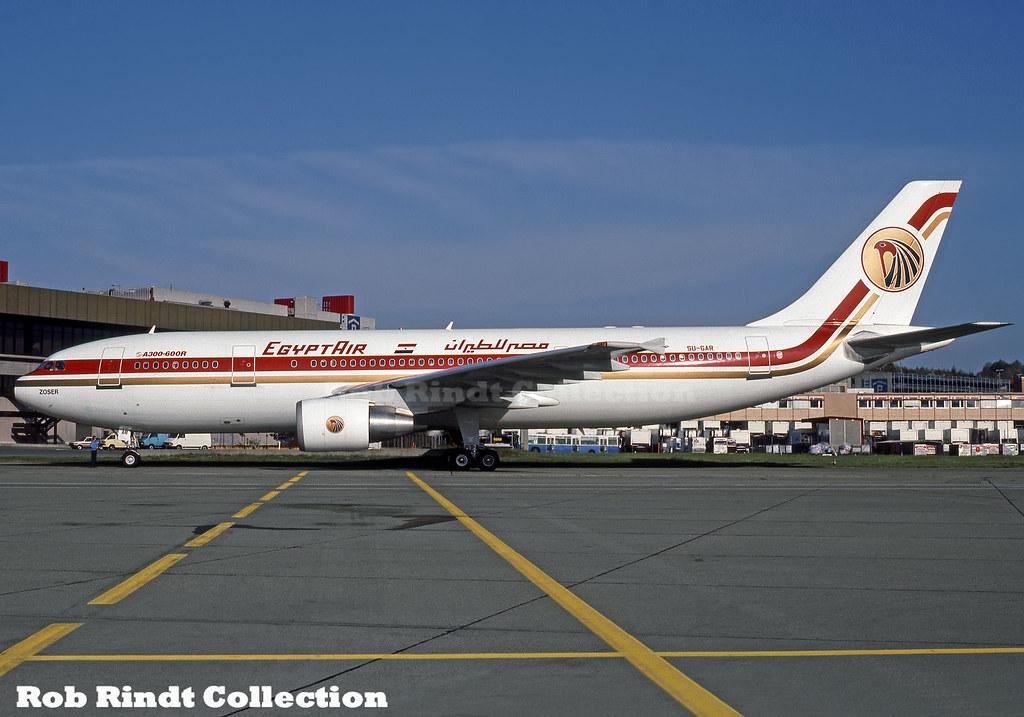 Egypt Air A300B4-622R SU-GAR