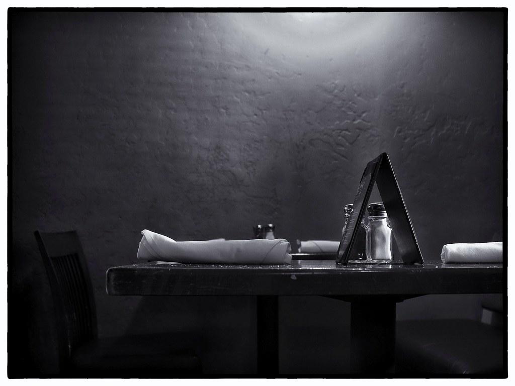 Table Setting by Zoltan Puskas
