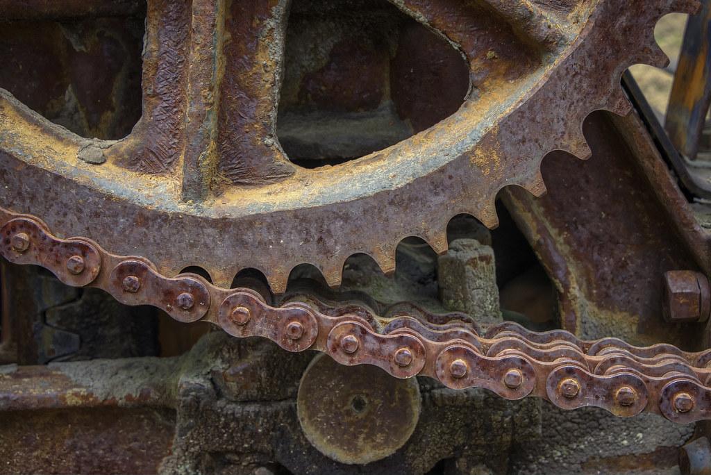 Gear by Stuart Wilson