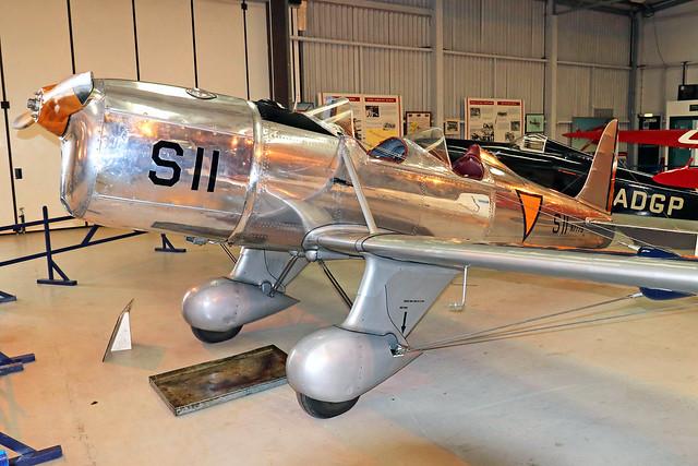 N7779  -  Ryan Aeronautical Recruit ST-M-2 c/n 476  -  EGTH 22/5/21