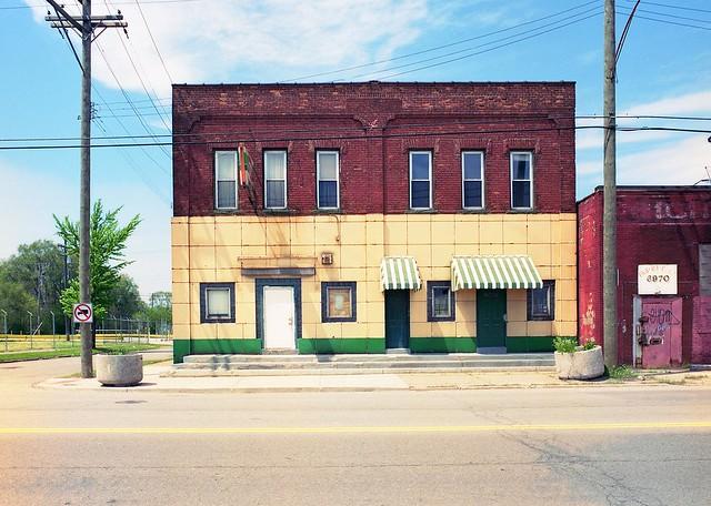 Kovacs Bar, Delray, Detroit 2011.