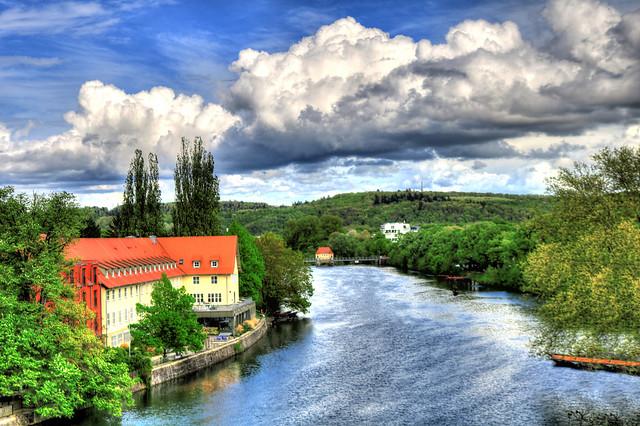 Tübingen - Neckar 01