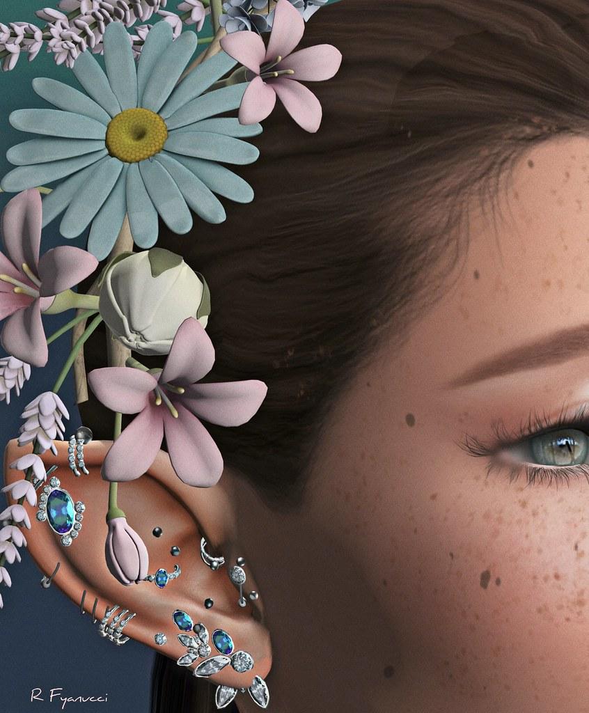 🌸✨► ﹌Alice Elf earrings ...◄﹌🌸✨