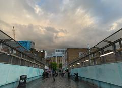 Whitechapel in May