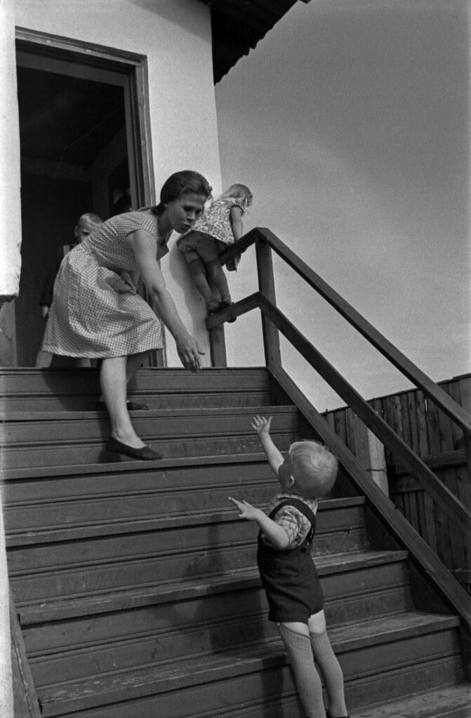 1965. «Мамочка!». Маяк Вилсанди, Балтийское море