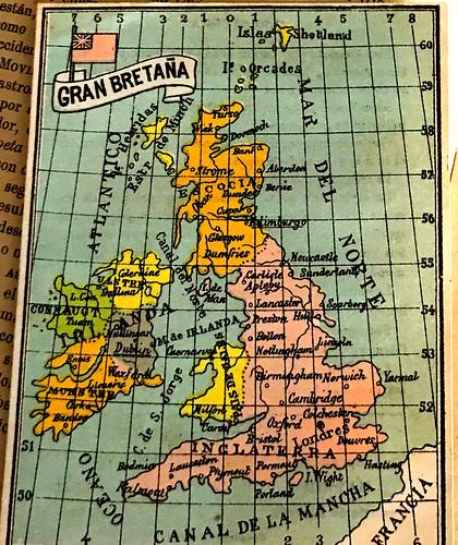 Geografía cambiante: Lecciones de la historia