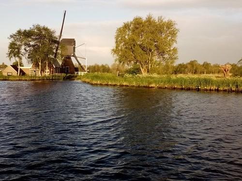 Nieuwkoop windmill