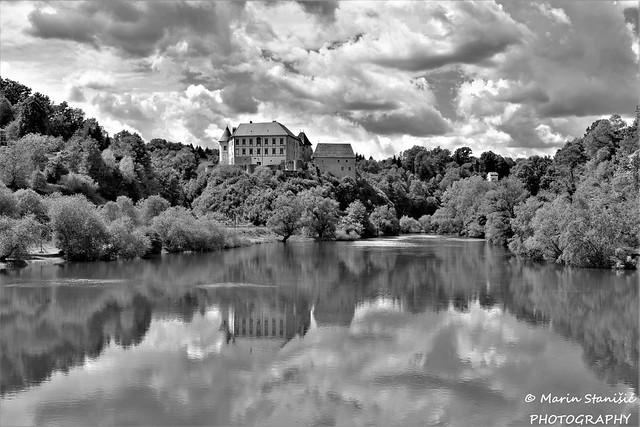 Castle Ozalj&River Kupa - Ozalj, Croatia