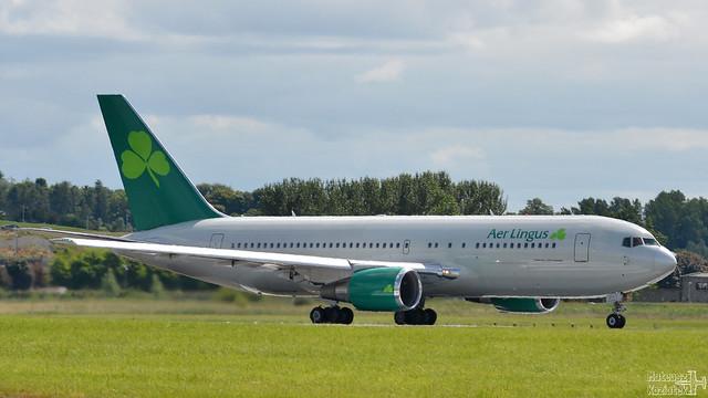 Aer Lingus 🇮🇪 Boeing 767-200 N234AX