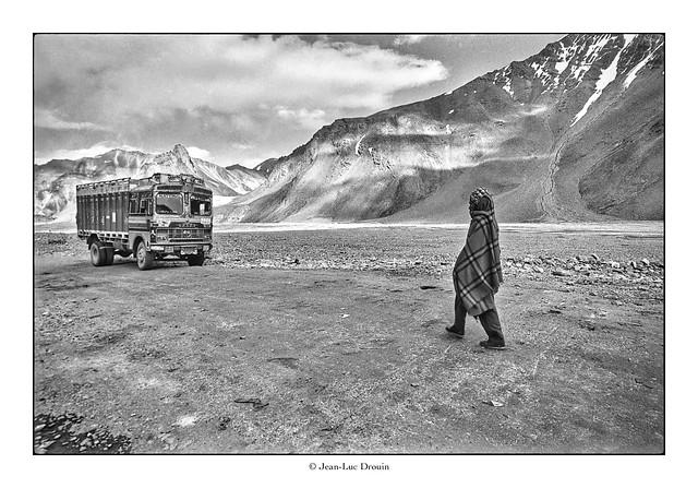 Un petit matin frais dans l'Himalaya