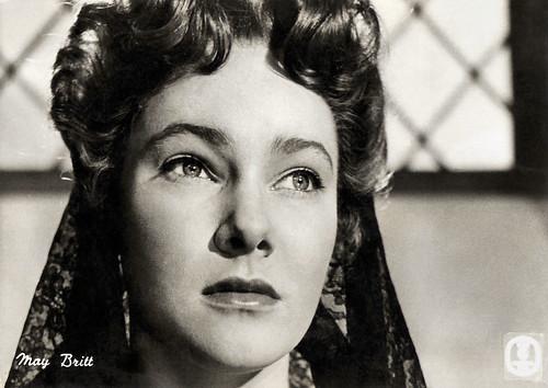 May Britt in La nave delle donne maledette (1953)