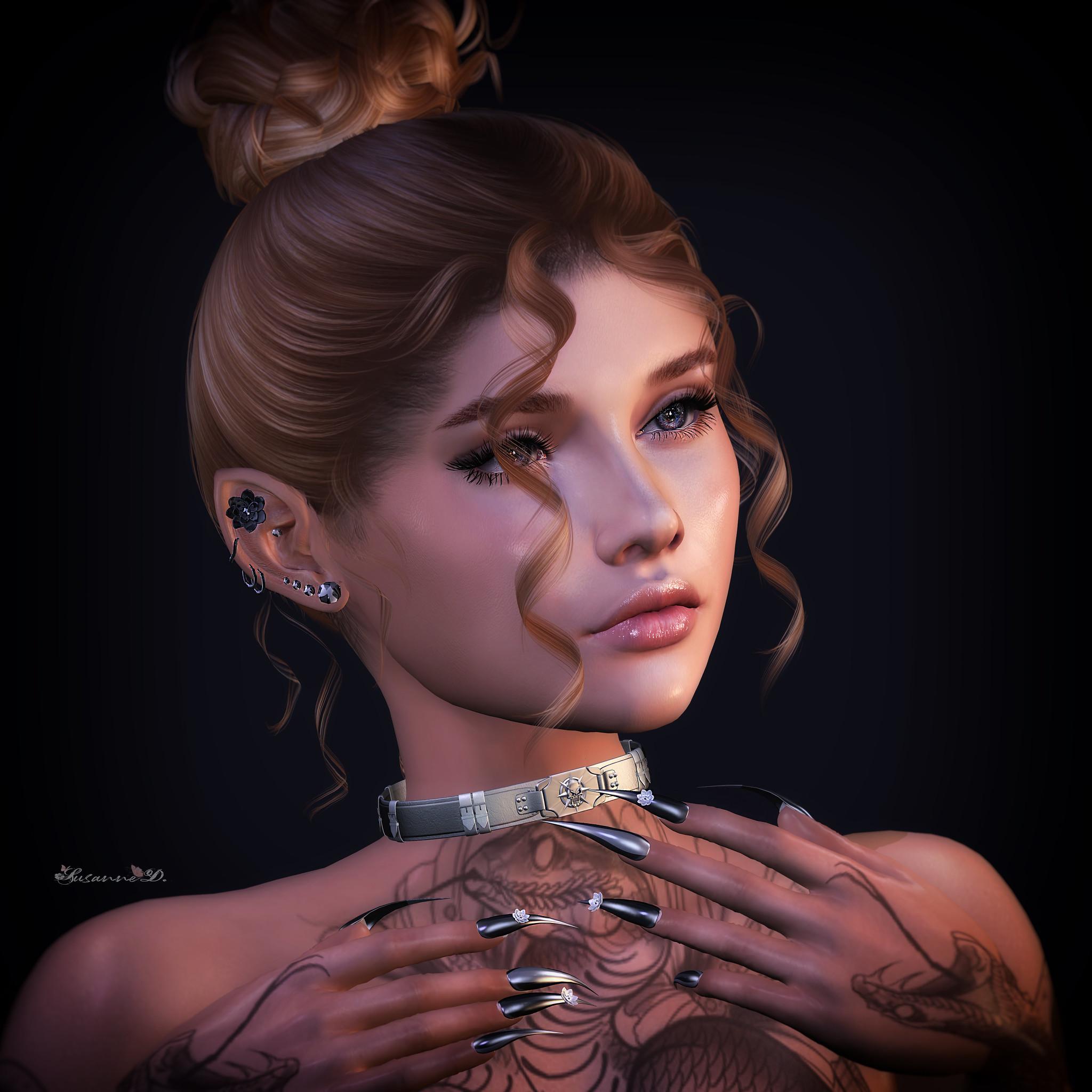 Titania Portrait