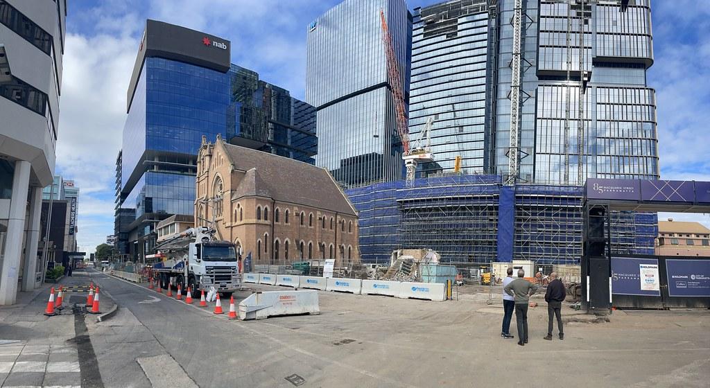Parramatta CBD get a new look