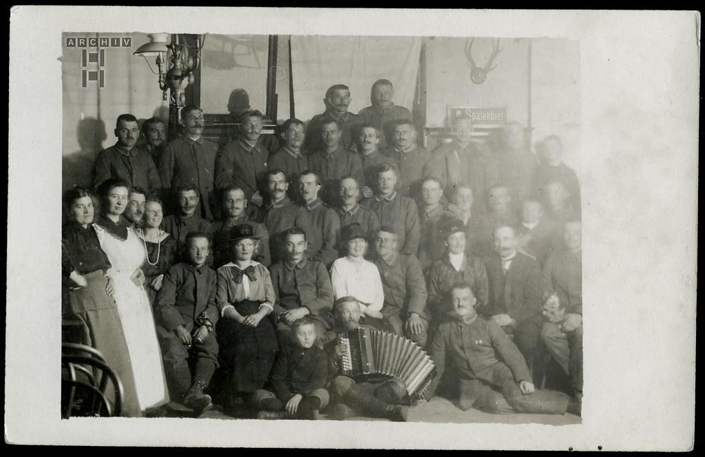ArchivTappen233A887 Ehemaligentreffen, 1920er