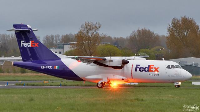 FedEx ATR 42-300(F) EI-FXC