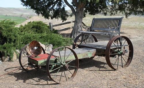 Erekea Flats wagon